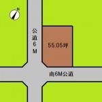 埼玉 さいたま市 土地 東浦和駅 55坪