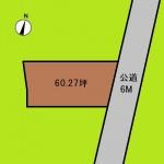 埼玉 戸田市 土地 戸田公園駅徒歩10分! 60坪