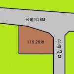 埼玉 さいたま市 土地 大宮駅 119坪