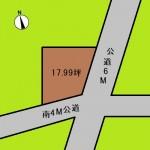 埼玉 さいたま市 土地 土呂駅徒歩5分! 17坪