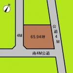 埼玉 さいたま市 土地 宮原駅徒歩4分! 65坪