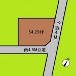 埼玉 蓮田市 土地 蓮田駅 54坪