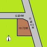 埼玉 さいたま市 土地 北浦和駅 19坪