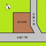 埼玉 さいたま市 土地 指扇駅徒歩4分! 45坪