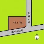 埼玉 さいたま市 土地 西大宮駅 45坪