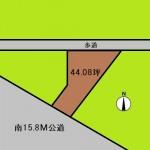 埼玉 蕨市 土地 蕨駅 44坪
