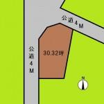 埼玉 さいたま市 土地 西大宮駅徒歩6分! 30坪