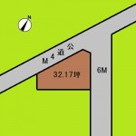 埼玉 さいたま市 土地 七里駅 32坪