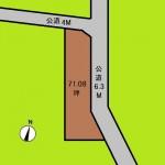 埼玉 さいたま市 土地 大宮公園駅徒歩8分! 71坪