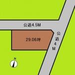 埼玉 さいたま市 土地 大宮公園駅 29坪