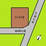 埼玉 さいたま市 土地 東浦和駅 57坪