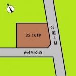 埼玉 さいたま市 土地 宮原駅 32坪