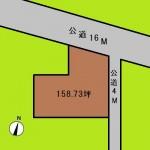 埼玉 さいたま市 土地 岩槻駅 158坪