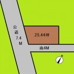 埼玉 さいたま市 土地 さいたま新都心駅 25坪