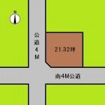埼玉 さいたま市 土地 浦和駅 21坪