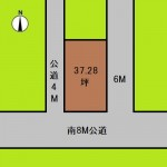 埼玉 伊奈町 土地 蓮田駅 37坪